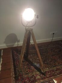 Vintage Studio Lamp