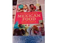 Mexican cookery book by Thomasina Miers - 2005 Masterchef winner