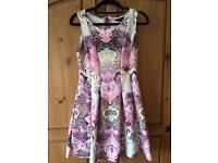 Candy couture girls dress, age 15