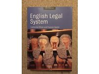 Law textbooks (9 available as bundle or separately)