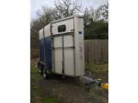 Ifor Williams horse trailer.E xcellent condition. 5 new tyres, new flooring and new side panels.