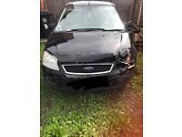 Ford Focus c max spares or repair
