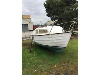 Mayland 18 Foot Sailing / Fishing Boat