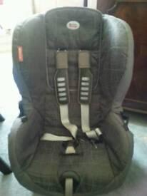 britax duo plus isofix car seat 9 - 18 kg
