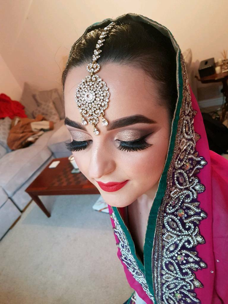 bridal makeup & hair stylist, leeds/bradford/manchester | in