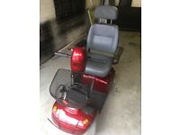 Used freerider mobility scooter