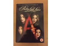 Pretty little liars season 1-5