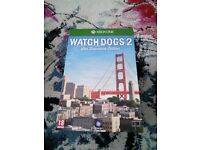 Watch dogs 2 San francisco edition. (No game)