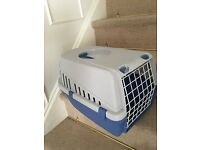 Pet Carrier Cat/ Dog New Condition Travel Transport Cage Vet