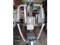 Maxxus 3000 multi-stack multi gym....