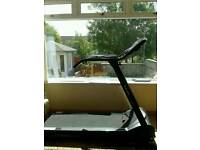 York Endeavor Treadmill 51117 for sale -LCD monitor, good working cond.&looks brand new, from Argos