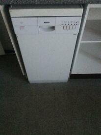 Slimline dishwasher £50ono