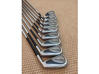Adams Tight Lies GT golf irons 3-SW