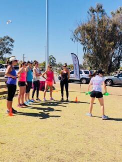 Be Yourself Women's Personal Training