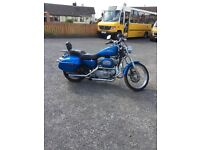 Harley-Davidson (02) Sportster 883cc