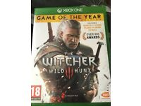 Witcher 3: Game of the Year Edition (Xbox One)