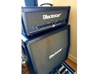 Blackstar ID100 TVP and 4x12 cab
