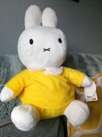Miffy rabbit good condition