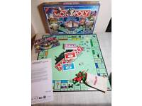MONOPOLY SHEFFIELD EDITION LIMITED EDITION
