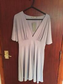 Grey dress size 10 *new*