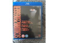 Schwarzenegger Triple Blu-ray