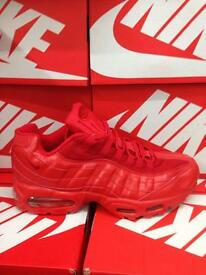 NIKE AIR MAX 95. SIZE- 7 to 9