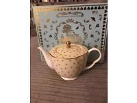 Wedgwood Harlequin Teapot