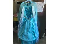Frozen Elsa official Disney dress