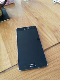 Samsung galaxy A5 (2015) used, good condition.