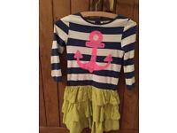 Mini Boden dress aged 9-10