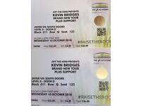 KEVIN BRIDGES TICKET SWAP WEDNESDAY 10Th OCTOBER (BLOCK 011)