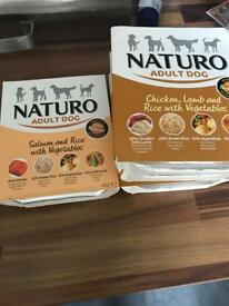 Natro adult dog food