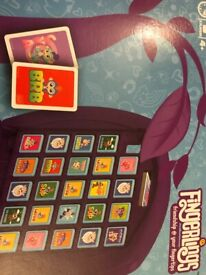 Fingerlings top trumps math the cube game