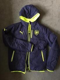 Arsenal Adult Reversible Jacket