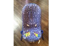 VIBRATING BOUNCING BABY CHAIR - FISHER PRICE - TODDLER BOUNCER