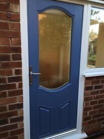 Composite Traditional door