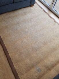 Sisal rug 165x230 cm