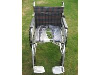 Youpeng Self Propelled Wheel Chair