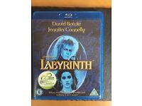 Labyrinth blu ray dvd