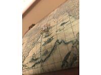 18ct gold 0.5 diamond size M ring