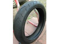 Dunlop Sportsmart Front Motorcycle Tyre