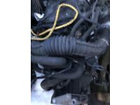 Ford transit euro5 engine