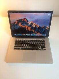 "15"" Macbook Pro 2012 Retina"