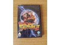 Back To The Future II DVD