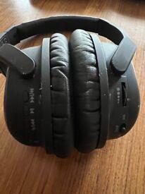 Active Noise Cancelling Bluetooth Headphones (SB-004)