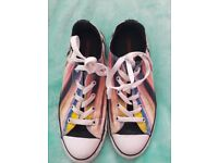 Girls Limited Edition Converse