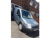 Ford transit connect 54 plate excellent condition