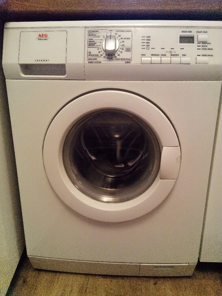 washing machine 6kg aeg electrolux lavamat 64840 in. Black Bedroom Furniture Sets. Home Design Ideas