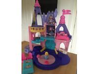 Fisher Price Disney Princess Little People Castle