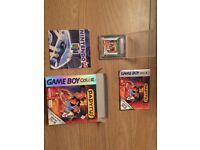 Papyrus Gameboy Colour Game - Mint & BOXED